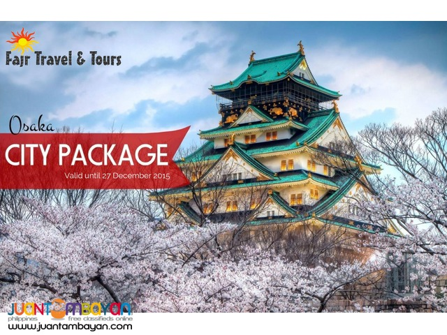OSAKA CITY PACKAGE