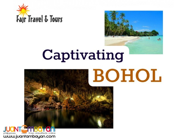 BOHOL FREE & EASY PACKAGE