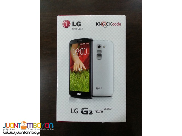 Brand New, Authentic and Original - LG G2 Mini