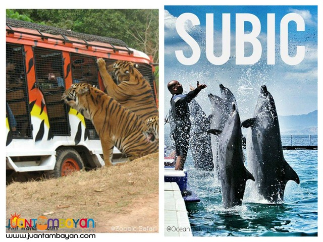 SUBIC DAYTOUR PACKAGE