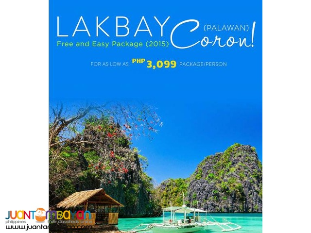 CORON FREE & EASY PACKAGE