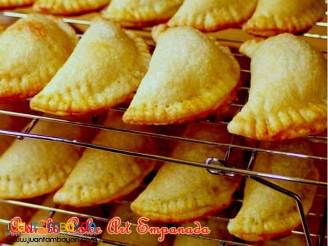 Wholesale Empanada and Maxipao For Sale in Las Piñas City