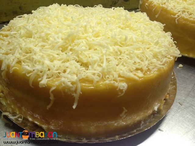 Yema Cake and Cupcakes for sale in Las Piñas City