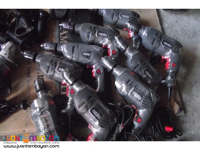 hammer drill ozito 220v 1100wats brandnew