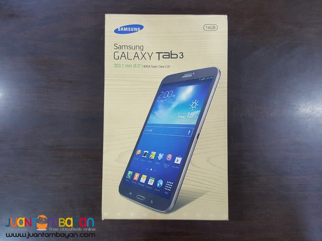 Brand New, Authentic and Original - Samsung Galaxy Tab 3 8.0
