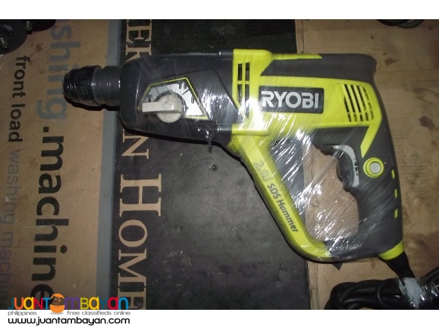 jackhammer and hammer drill 2in1 220v 110wats brandnew