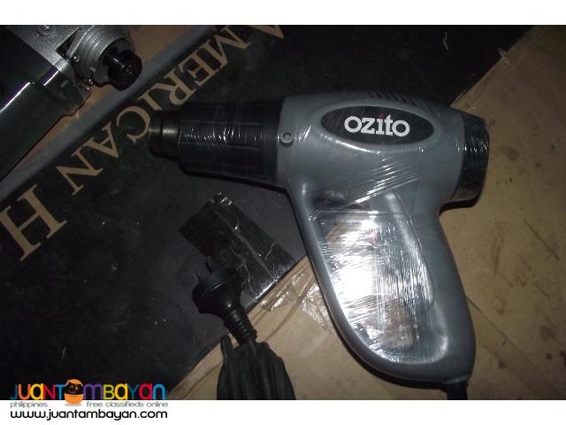 heatgun ozito 220v 2000wats brandnew