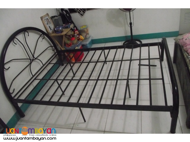 bed frame double for sale 2nd hand