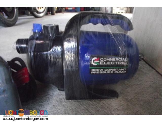 pump trasfer pump 220v 800wats brandnew