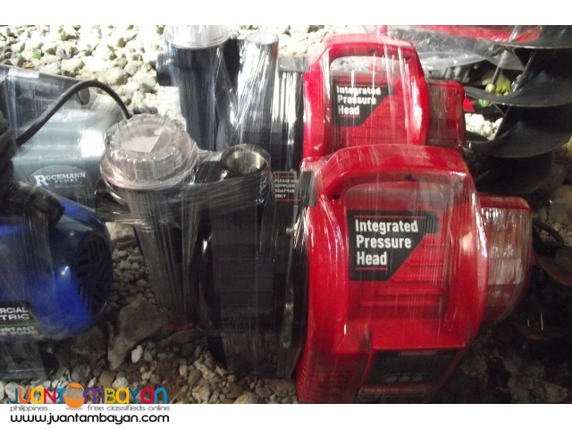 automatic pressure pump 220v 110wats