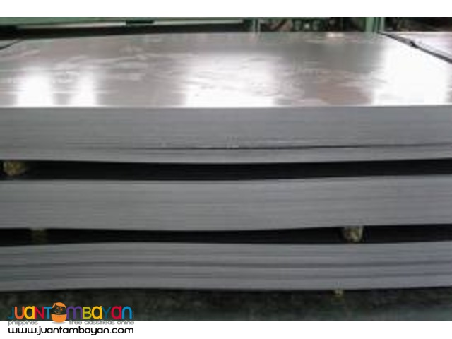 Supplier of Carbon Steel Plate