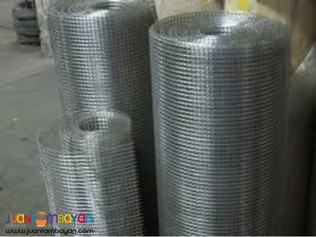 Supplier of Welded Wiremesh in Manila