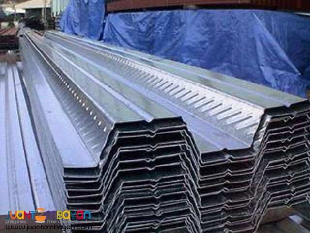 Supplier of Steel Decking in Manila