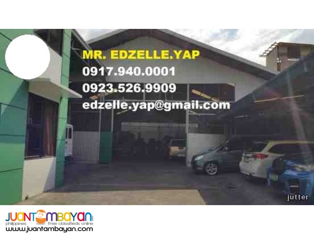 Warehouse for Sale in Baler Q.C