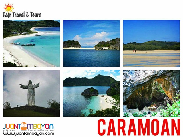 CARAMOAN SEA SAFARI ADVENTURE PACKAGE