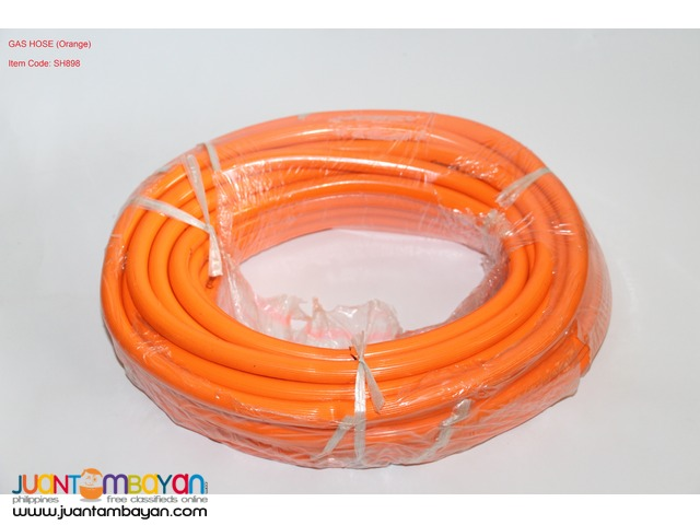 GAS HOSE (ORANGE)