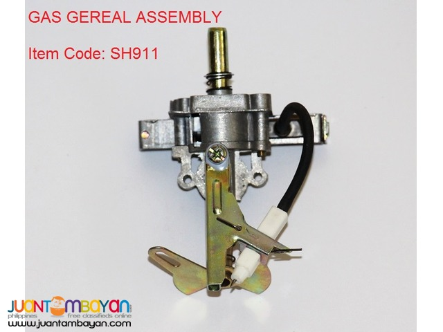 GAS GEREAL ASSEMBLY