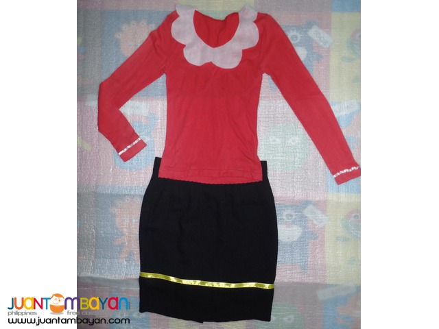 Olive Oyl Costume for Adults (Size M)