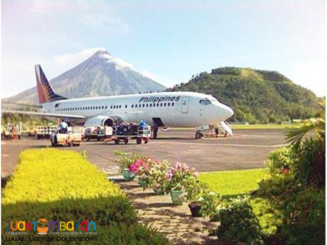 Bicol tour package, Mt. Mayon tour on 4x4 and Legazpi City tour