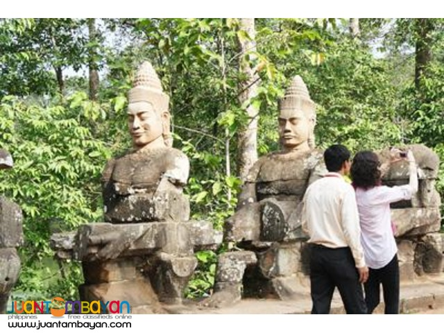 Cambodia tour package, Siem Reap and Phnom Penh - 5 days