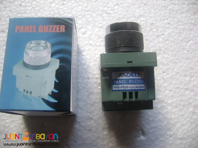 panel type buzzer 220v