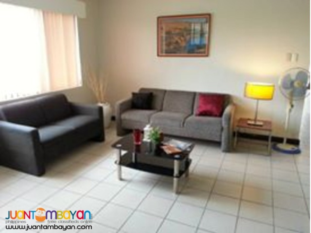 For Rent Furnished 2BR Condo Unit in Banilad Cebu City
