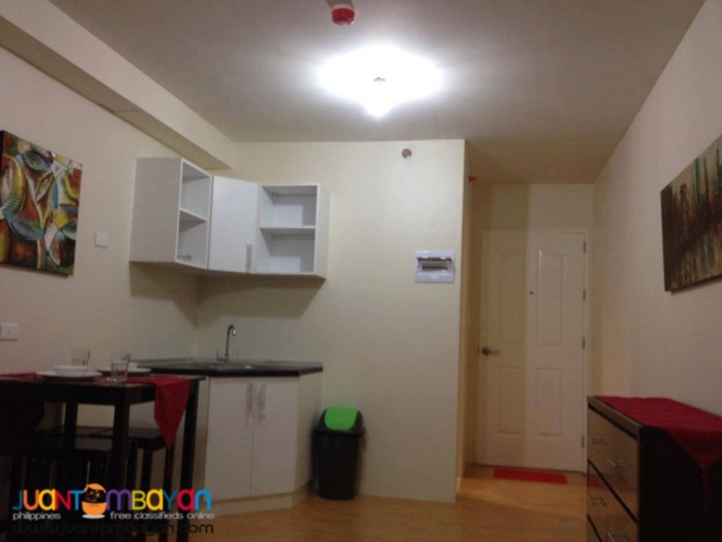 For Rent Furnished Studio Condo Unit in IT Park Cebu City