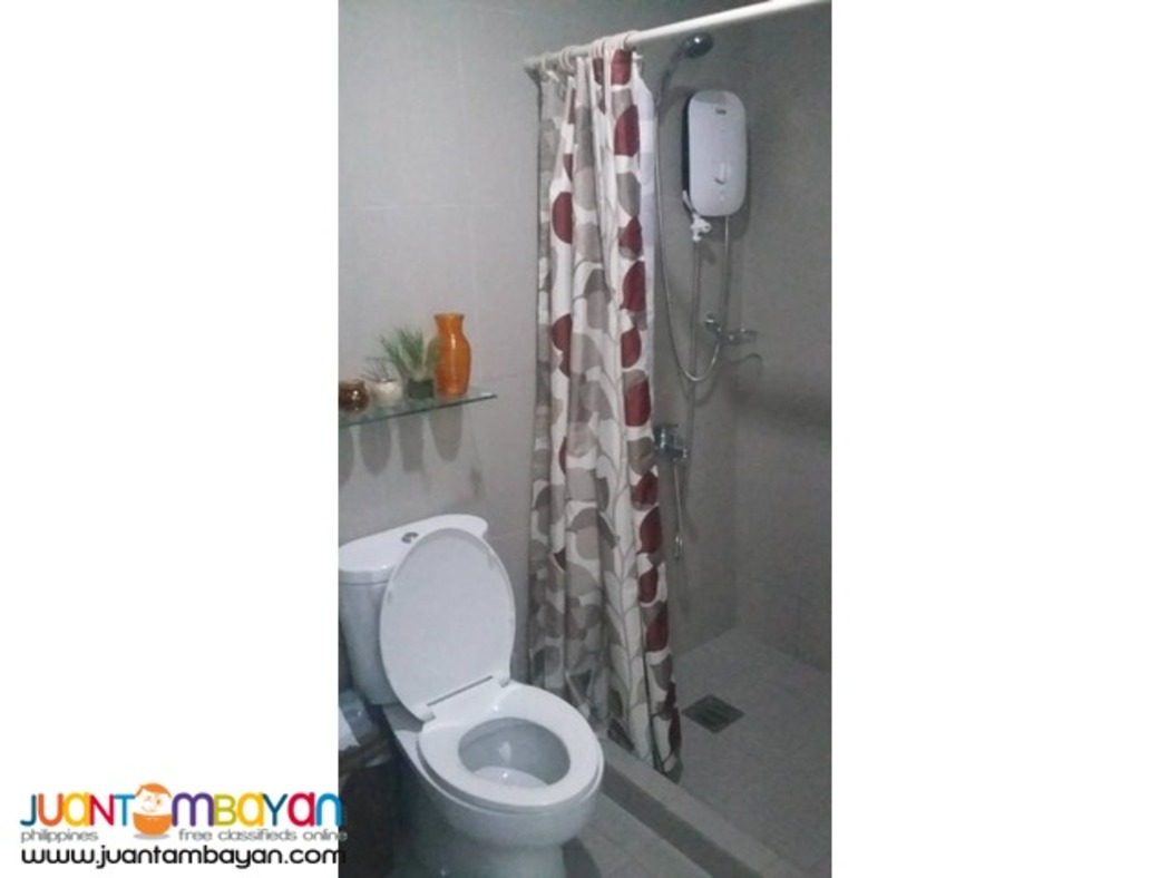 For Rent Furnished Studio Condo Unit near Mango Avenue Cebu City