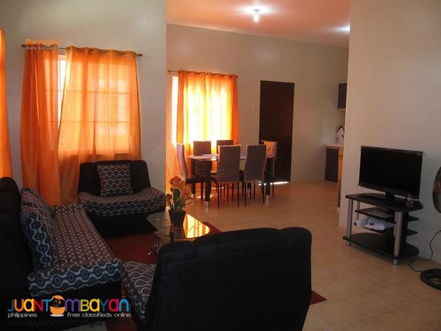 Furnished House For Rent in Cordova Mactan Cebu