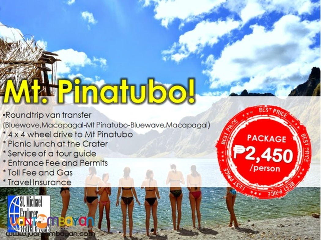 Affordable MT.PINATUBO