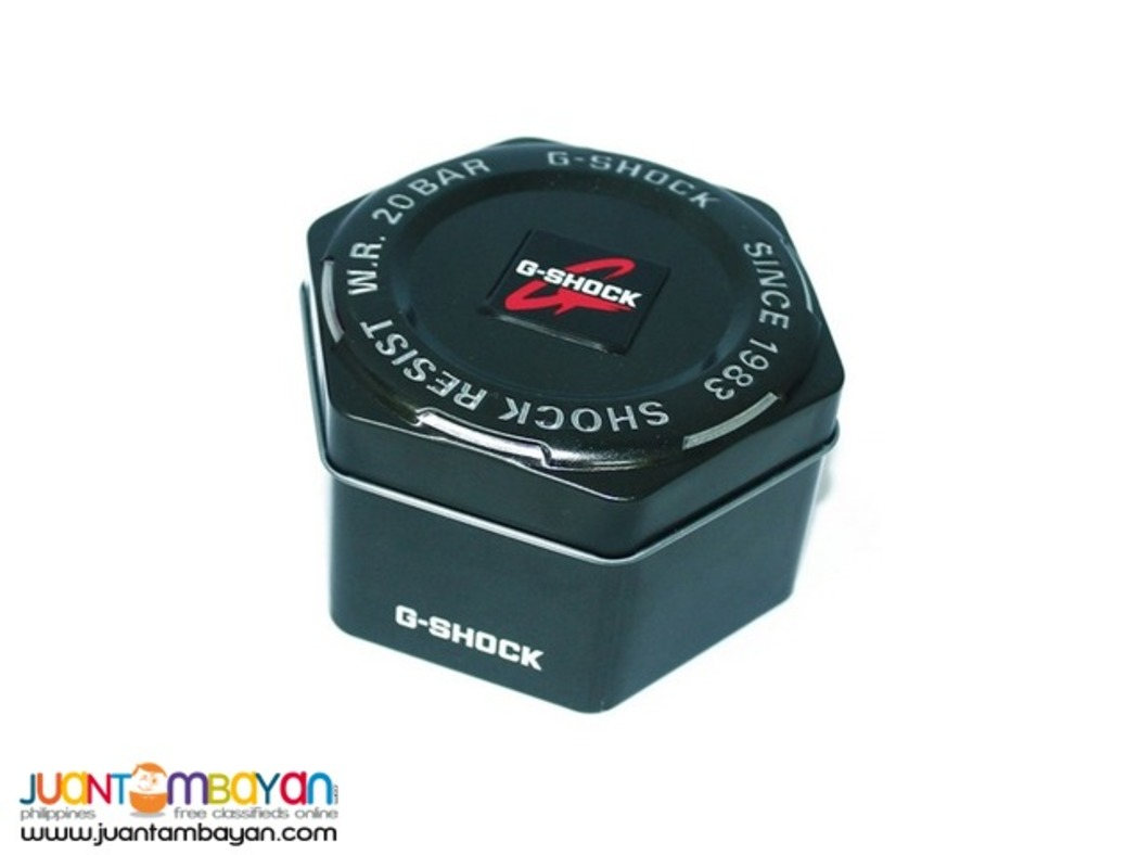 Hexagon G-Shock Case