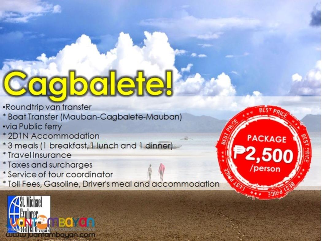 Affordable CAGBALETE 2D1N