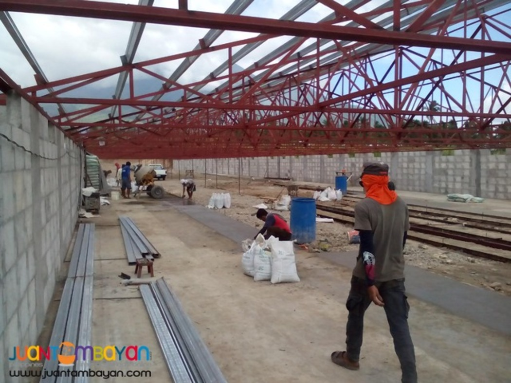 Tunnel Ventilated Poultry House Construction Naga Ramses
