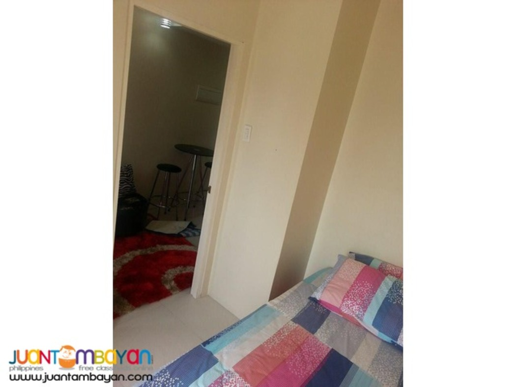 For Rent Furnished Condo Unit in Lahug, Cebu City - 1 Bedroom