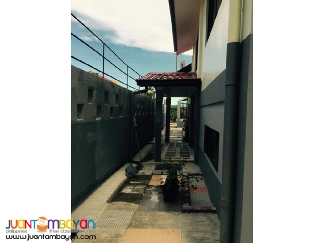 For Rent Unfurnished House in Talamban Cebu City - 3 Bedrooms