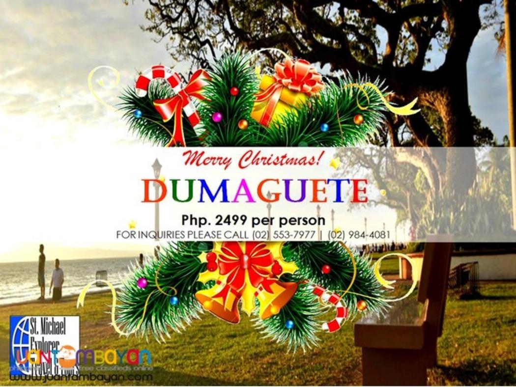 DUMAGUETE TOUR PACKAGE