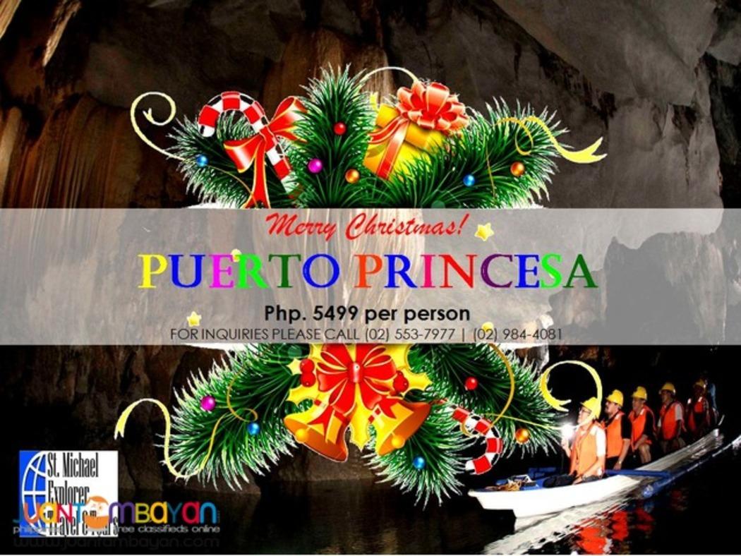 PUERTO PRINCESA TOUR PACKAGE
