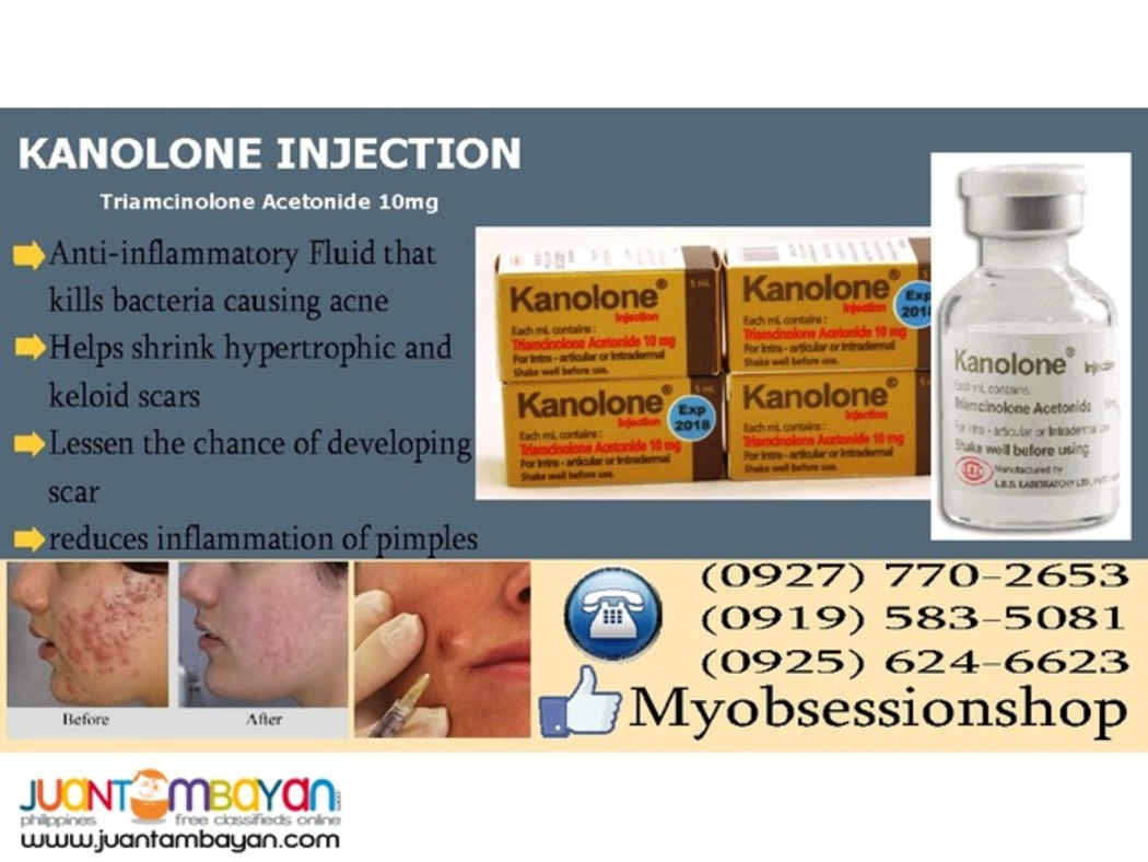 Kanolone for Pimple 10 boxes