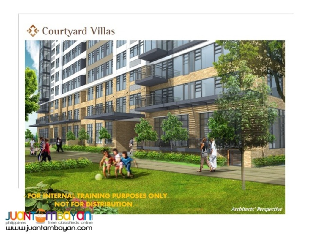 ORTIGAS NEWEST RESIDENTIAL CONDOMINIUM