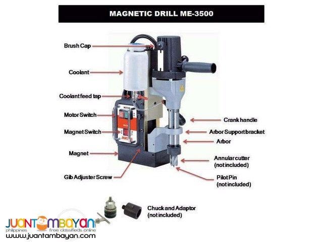 UDT Magnetic Drill