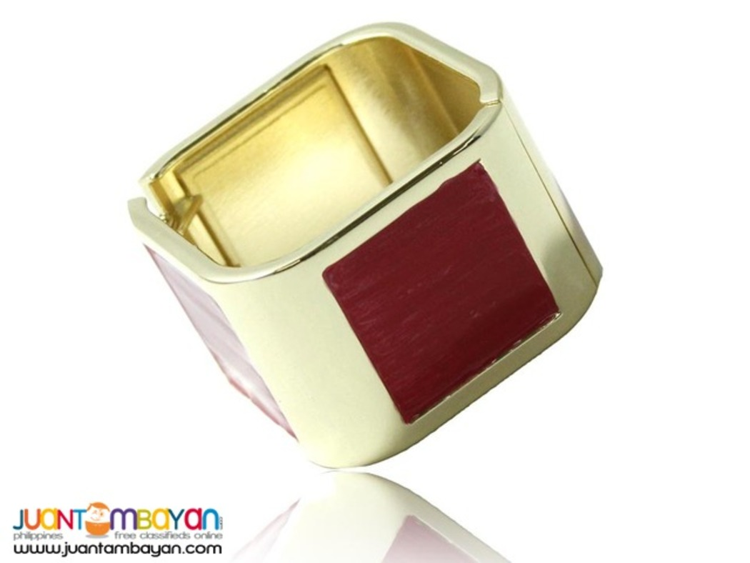 SQUARE BANGLE Reference: 2SH57