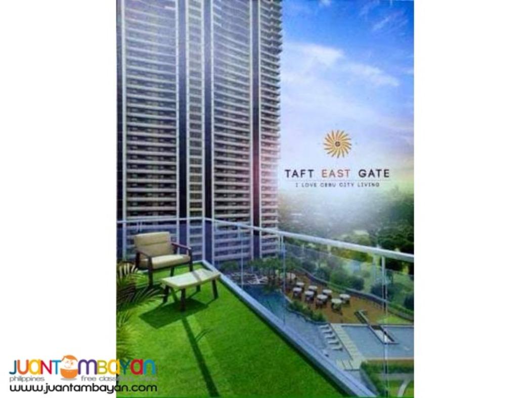 Taft Eastgate Studio Type Condominiums