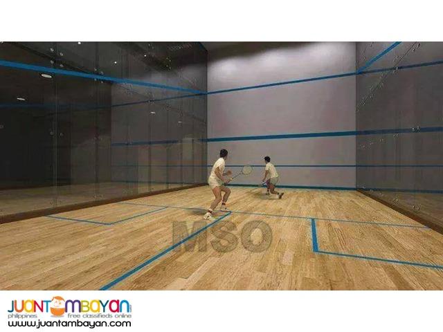 Sports Condo have a mini theater inside in the condominium