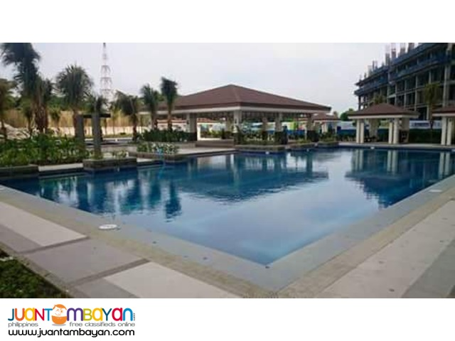 Pre-Selling resort condominium along North EDSA near SM North EDSA