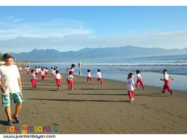 Baler tour package, overnight