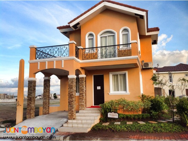 (RFO)LESS 27% LUXURY HOUSE and LOT(COMPLETE) at AGV-20mins to MOA