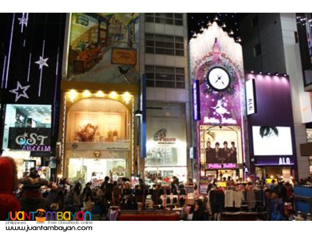 Korea Tour Package, Korea Night Tour