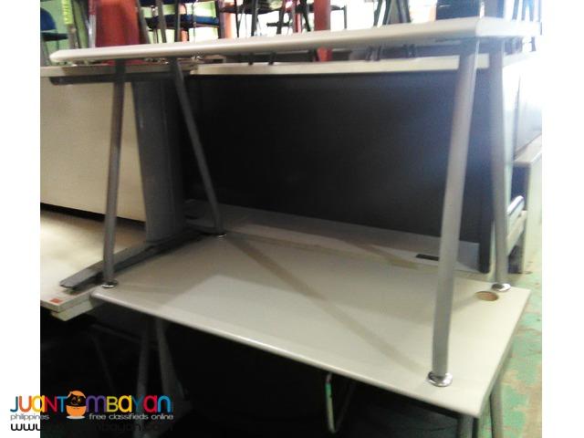 flat desk