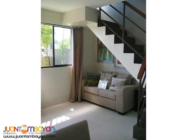 Affordable House and Lot in Antipolo 2 Bedroom