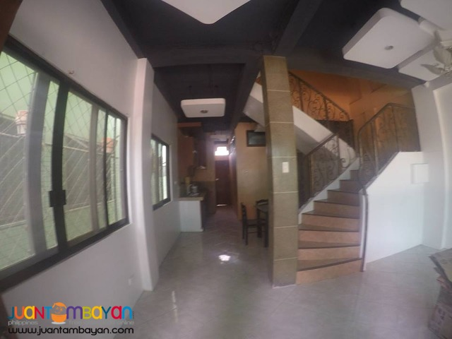 20k For Rent Unfurnished House in Talamban Cebu City - 4 BR